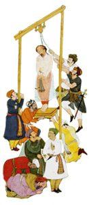 The Martyrdom Of Mansur Al-hallaj