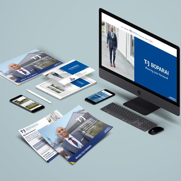 Responsive Web Design / Marketing / Print