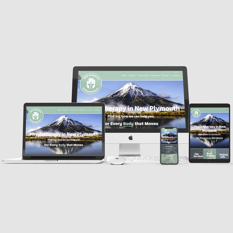 Responsive Web Design / Client Portal Design